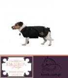 Derka dla psa SOFTSHELL - Heritage jesień-zima 2020/21 - Eskadron - black