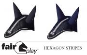 Nauszniki HEXAGON STRIPES - Fair Play