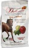Cukierki dla konia DOLCETTI jabłko/melisa - OFFICINALIS