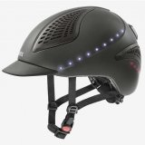 Kask EXXENTIAL II LED - Uvex - anthracite mat