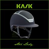 Kask Star Lady - KASK - granatowy - roz. 55-56