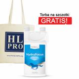 HydroFocus elektrolity w płynie 1000ml + torba na szczotki HLPRO GRATIS - HorseLine PRO