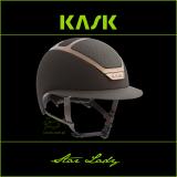 Kask Star Lady - KASK - brązowy rozm. 55-56