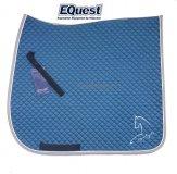 Potnik COTTON CLASSIC PLUS EQ STYLE - Equest niebieski
