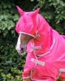 Maska przeciw owadom na oczy FREEDOM - BUCAS - hot pink