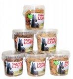 Naturalne cukierki/smaczki dla koni 1L - LOPEZ