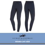 Bryczesy VICTORY FS SS20 - Schockemohle - moonlight blue