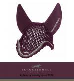 Nauszniki SILENT VEIL STYLE AW20 - Schockemohle - burgundy