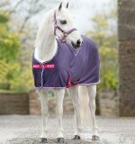 Derka osuszająca AMIGO Jersey Cooler Pony - HORSEWARE - Grape & Pink & White & Powder Blue