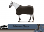Derka polarowa FLEECE - PLATINUM EDITION 2020/21 - Eskadron - havanabrown