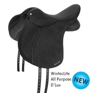 Siodło WintecLite Wide D'Lux wszechstronne