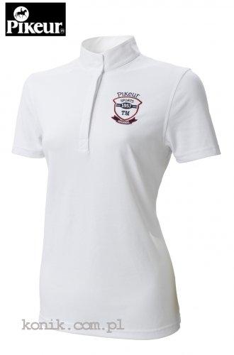 Koszula konkursowa 437 PIKEUR - biała