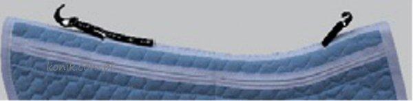 Podkładka pod siodło CORRECTION SYSTEM z SADDLE FIX skokowa - Mattes