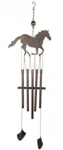 Dzwonek wietrzny z konikiem - HKM