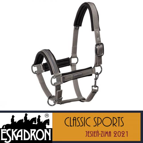 Kantar PIN BUCKLE - Classic Sports A/W 21 - Eskadron - steel grey