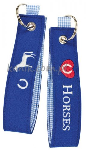 Brelok filcowy HORSES - HAPPYROSS