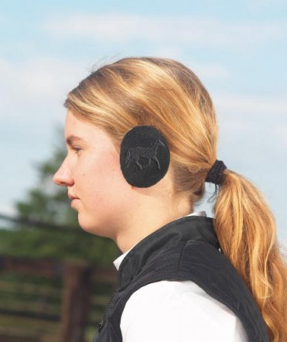 Nauszniki do kasku HORSES windproof - EARBAGS