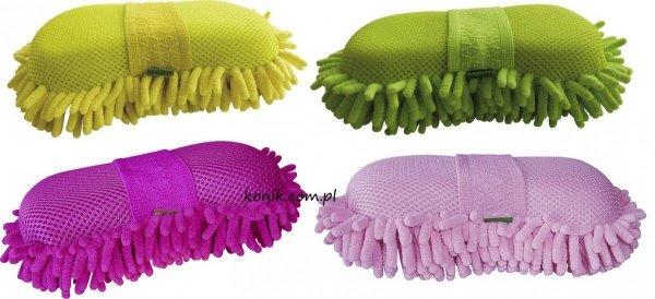 Dwustronna gąbka z mikrofibry -  HIPPO-TONIC