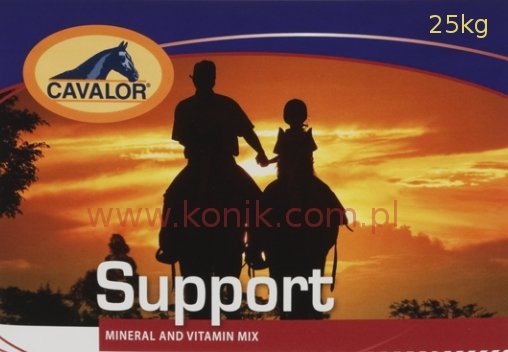 CAVALOR SUPPORT 25 kg