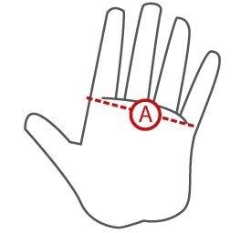 Rękawiczki zimowe DIXI - HORZE