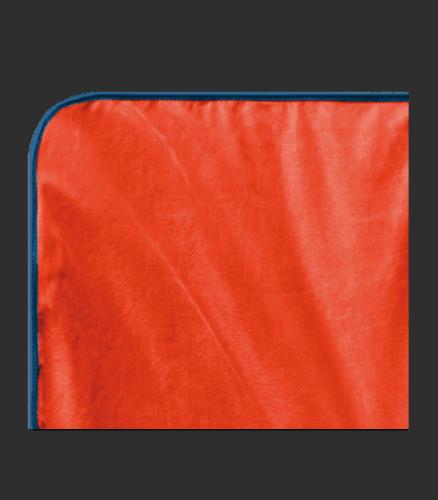 red/dark blue