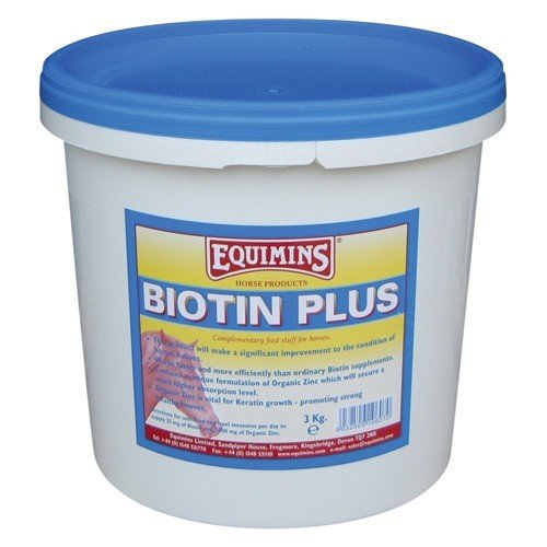 Biotin Plus 1kg - Biotyna - Equimins