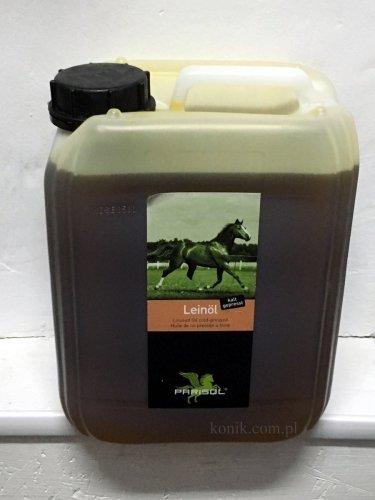 Olej lniany 5 L - Parisol