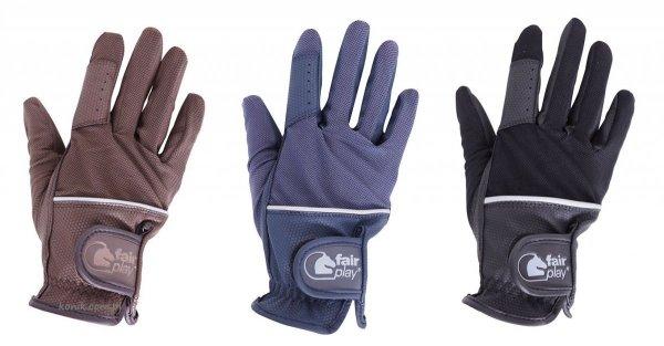 Rękawiczki letnie GRIPPI AIRY - FAIR PLAY