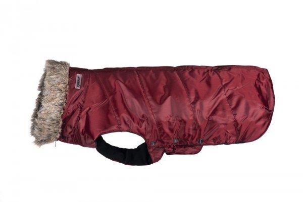 Derka dla psa Eskadron nylonowa CLASSIC SPORTS jesień-zima 2015 - darkred