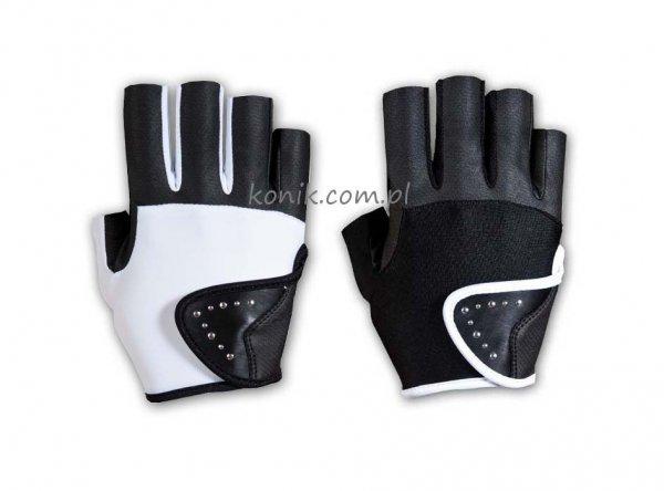 Rękawiczki Roeckl TOKYO 3307-001 - bez palców