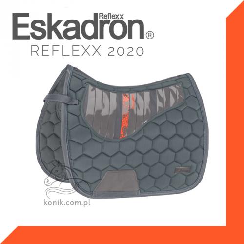 Potnik Eskadron SOFTSHELL ANTISLIP Reflexx wiosna/lato 2020 - grey