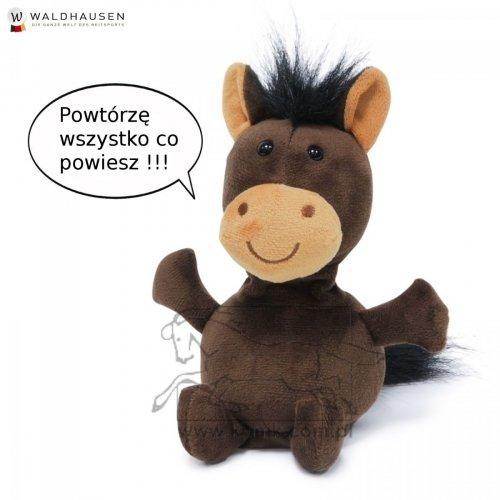 Naśladujący dźwięki koń HUGO