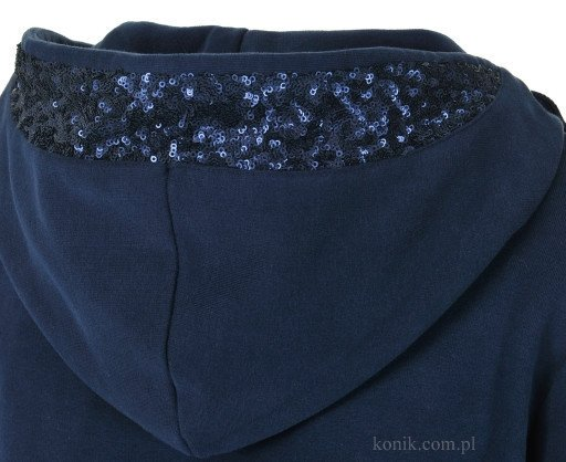 Bluza z kapturem Pikeur ANNE - navy