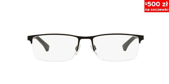 0a67c0291 OKULARY EMPORIO ARMANI EA 1041 3094 55 - Męskie - Okulary korekcyjne
