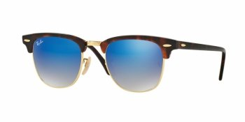 OKULARY RAY-BAN® CLUBMASTER  RB 3016 990/7Q 49