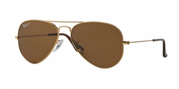 OKULARY RAY-BAN® AVIATOR  RB 3025 001/57 58