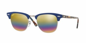 OKULARY RAY-BAN® CLUBMASTER  RB 3016 1223C4 49