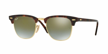 OKULARY RAY-BAN® CLUBMASTER  RB 3016 990/9J 51