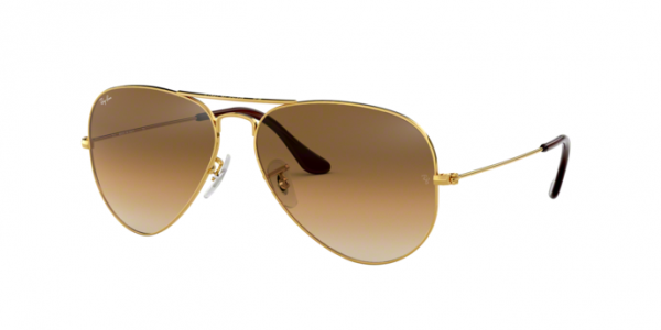 OKULARY RAY-BAN® AVIATOR  RB 3025 001/51 58