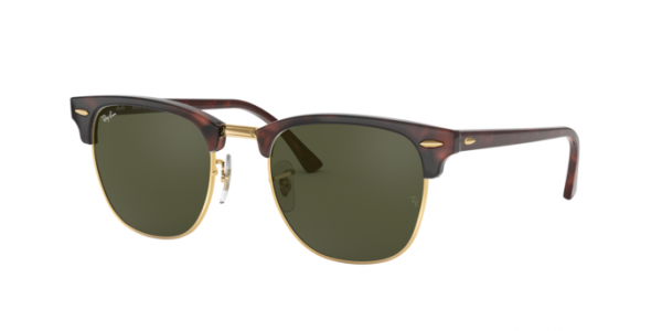 OKULARY RAY-BAN® CLUBMASTER  RB 3016 W0366 49