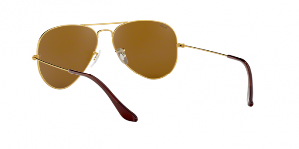 OKULARY RAY-BAN® AVIATOR  RB 3025 001/33 55