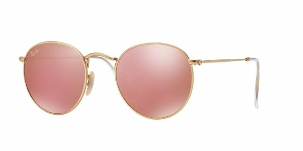 OKULARY RAY-BAN® ROUND METAL RB 3447 112/Z2 50