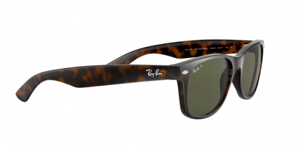OKULARY RAY-BAN® NEW WAYFARER RB 2132 902/58 52