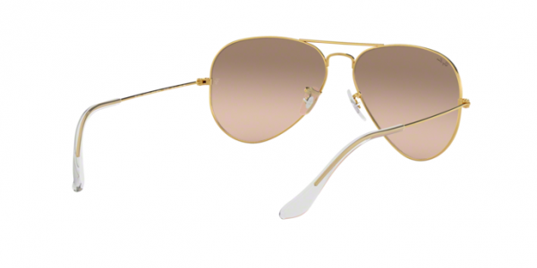 OKULARY RAY-BAN® AVIATOR  RB 3025 001/3E 55