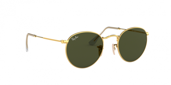 OKULARY RAY-BAN® ROUND METAL RB 3447 001 47
