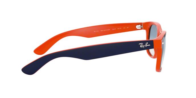 OKULARY RAY-BAN® NEW WAYFARER RB 2132 789/3F 55 ROZMIAR M