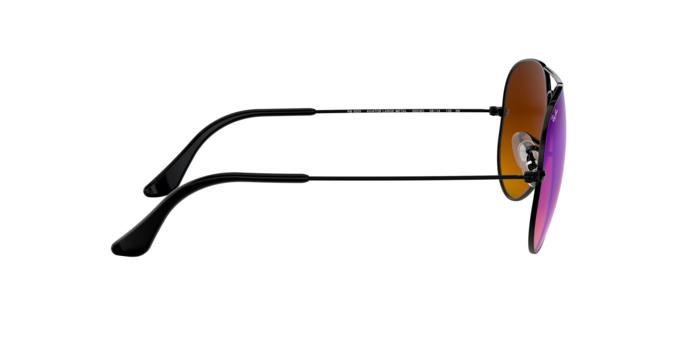 OKULARY RAY-BAN® AVIATOR RB 3025 002/4O 55 ROZMIAR S