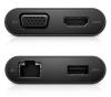 Adapter Dell USB-C do HDMI VGA USB 3.0 LAN