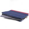 KMP Sleeve Pokrowiec do MacBook Pro 13 / iPad Pro 12,9 Blue / Pink (niebieski/różówy)