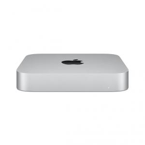 Mac mini z Procesorem Apple M1 - 8-core CPU + 8-core GPU /  16GB RAM / 512GB SSD / Gigabit Ethernet / Silver (srebrny) 2020 - nowy model